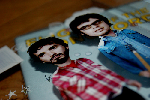 Flight of the Conchords-Bret McKenzie and Jemaine Clement