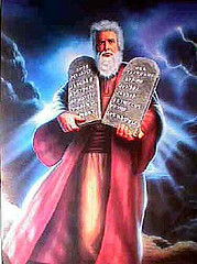 An overview of the spiritual leadership of moses in the bible